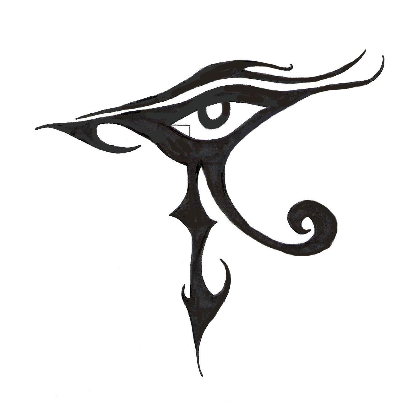 Wzory Tatuaży Oko Horusa Forum