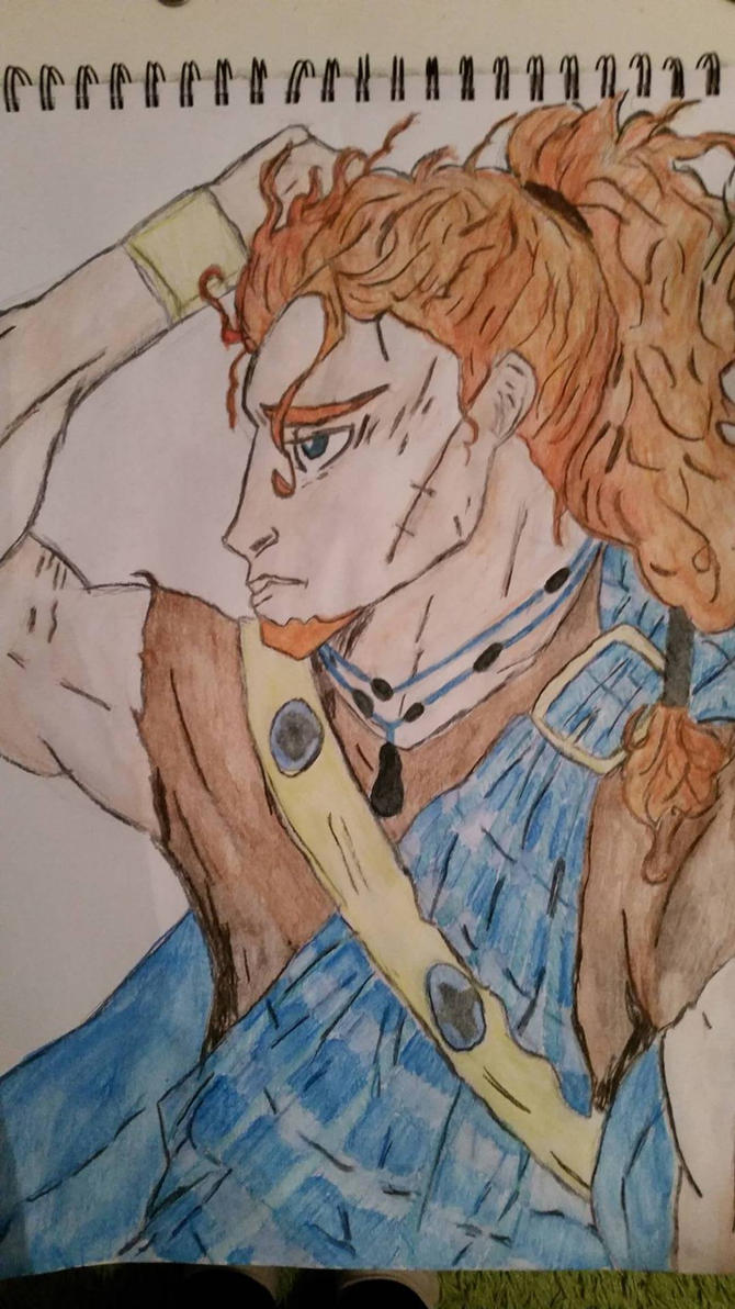 Prince Merida by CaraRiddle