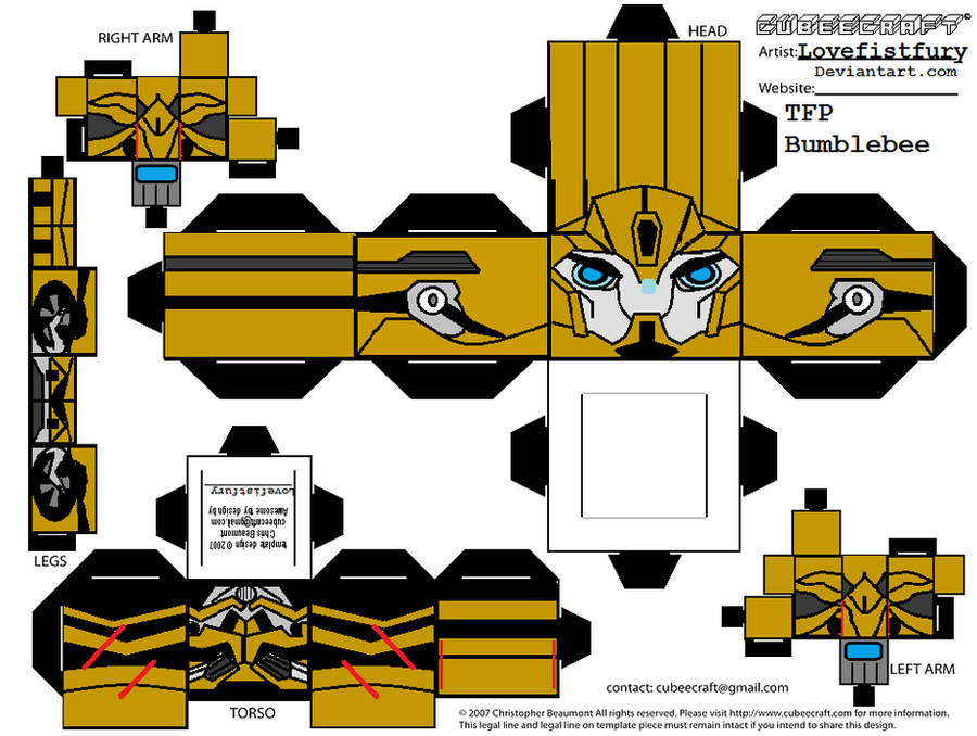 Transformers Prime Bee Cubee Part 1 By Lovefistfury On
