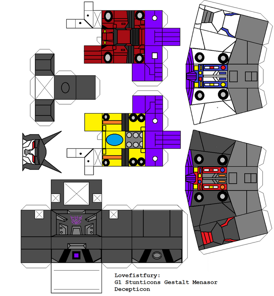 Menasor hako clone part 1 by lovefistfury