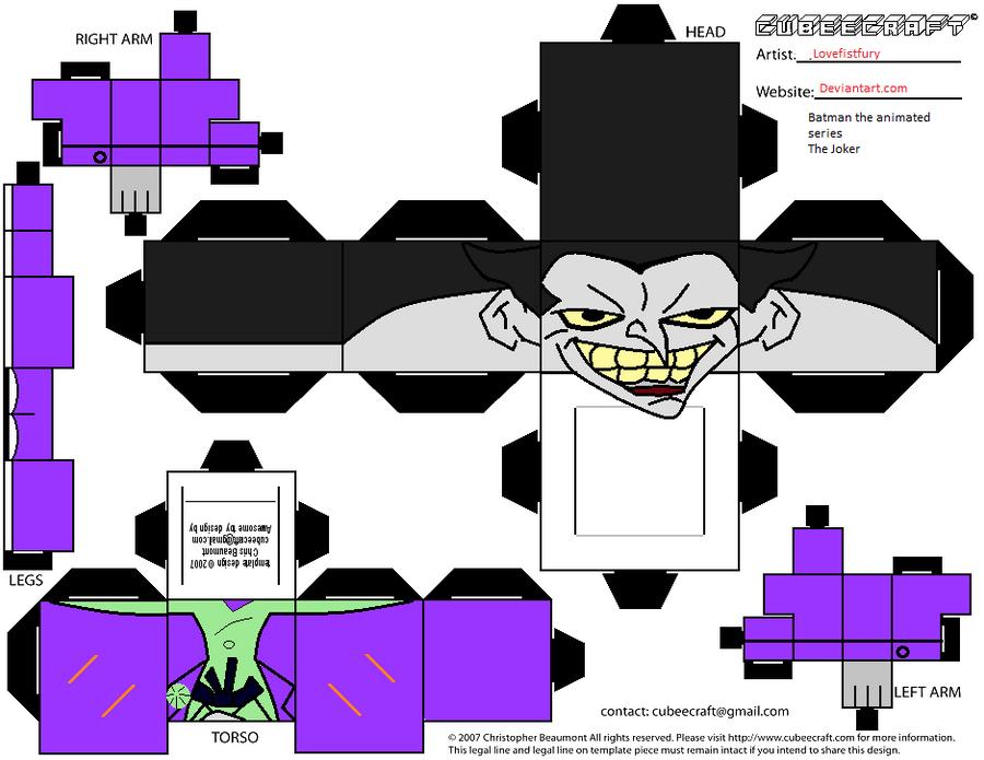 Joker Pumpkin Template Joker Template