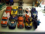 my fav autobot cars i own