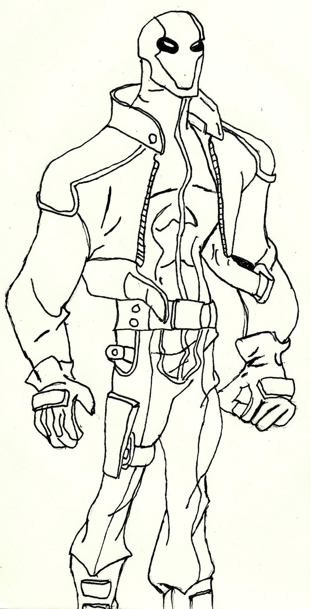 jason todd coloring pages - photo#24