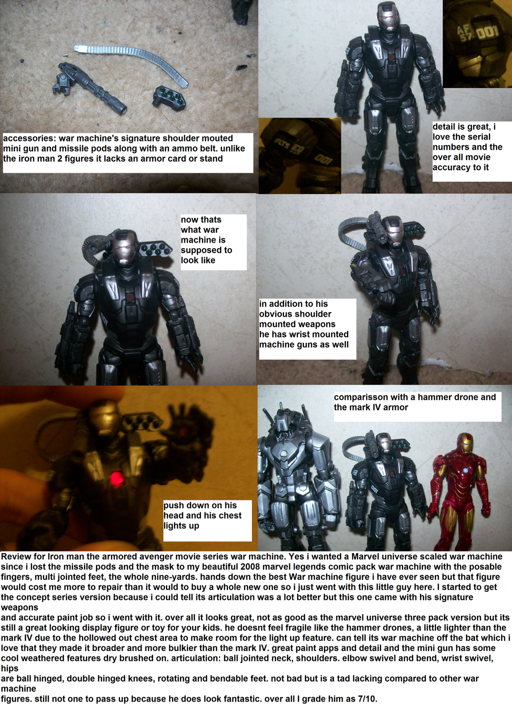 war machine review
