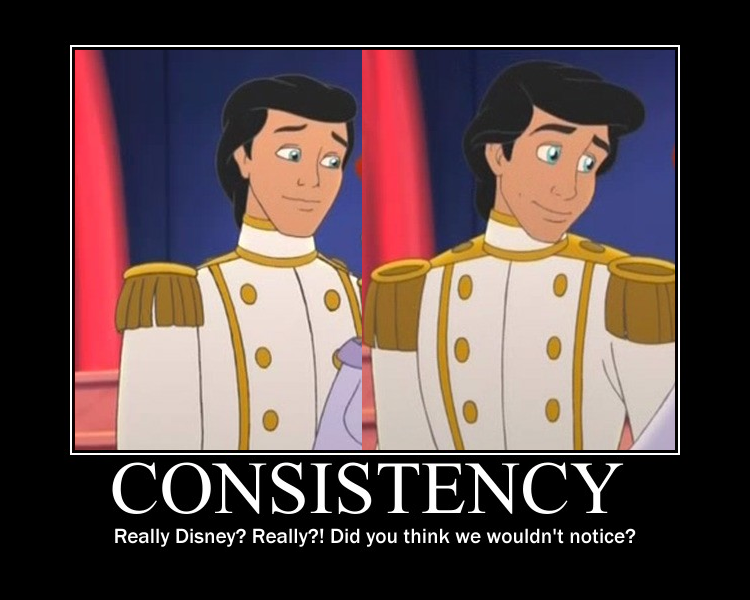 Consistency by SailorPhantom