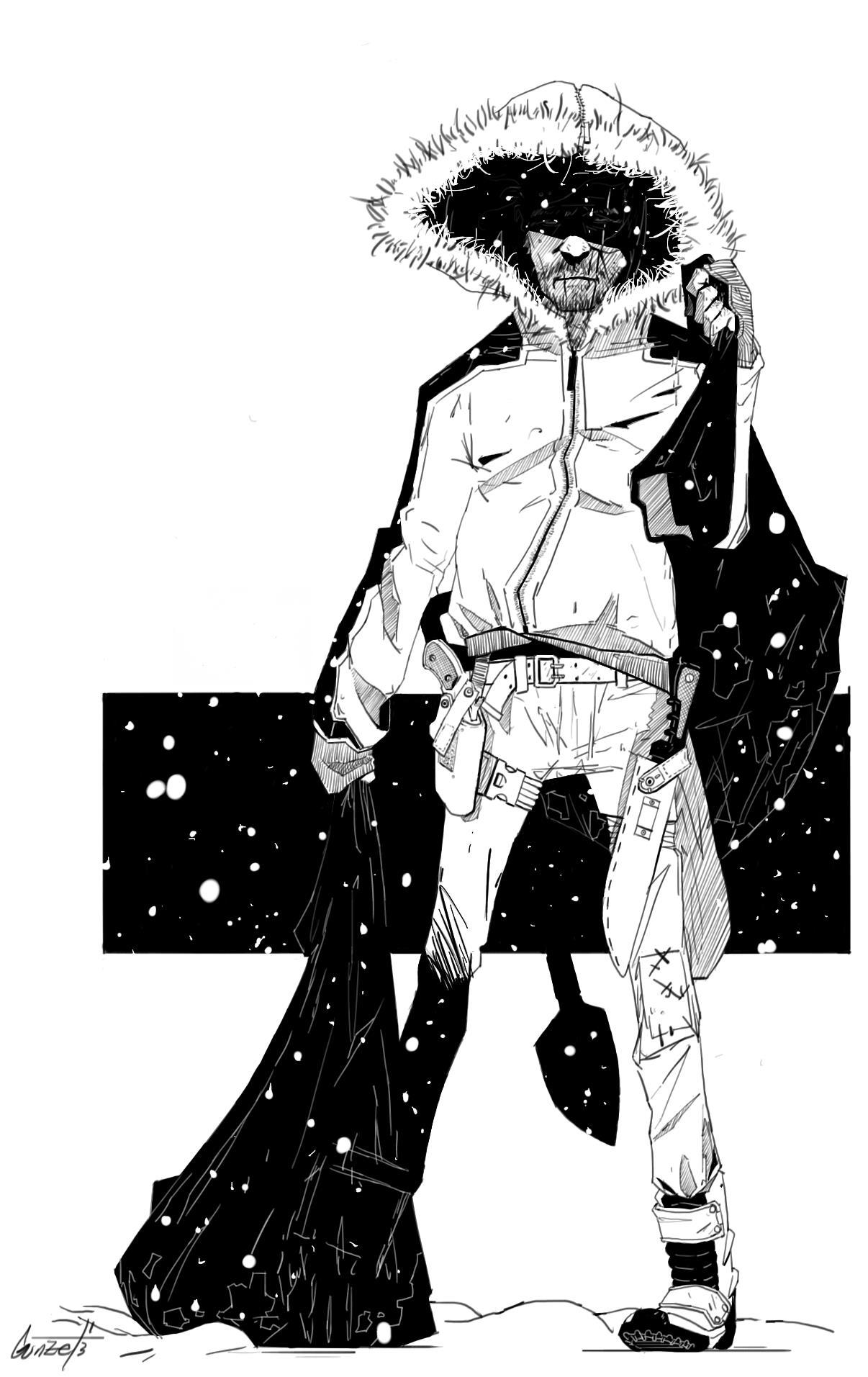 December_The Killer by gunzet