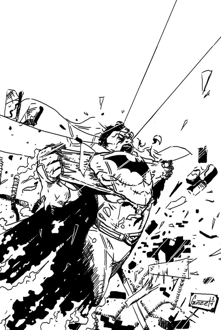 BatmanSuperman V4FIN by gunzet