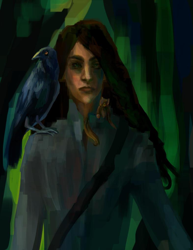 Jasmine- Deltora Quest by JasminSalen