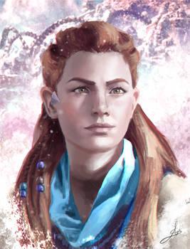 Aloy's portrait