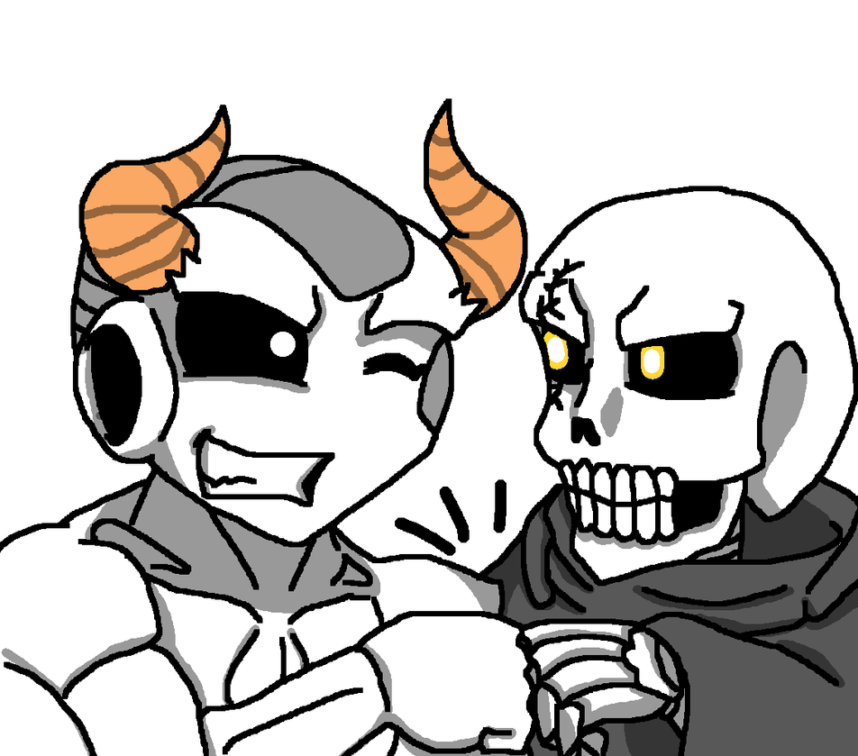 Bone Brothers by CobaltAhoge
