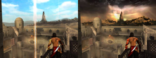 Prince of Persia 3 T2T vs KB