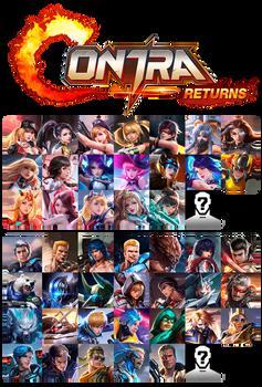 Contra Return Heroes (2)