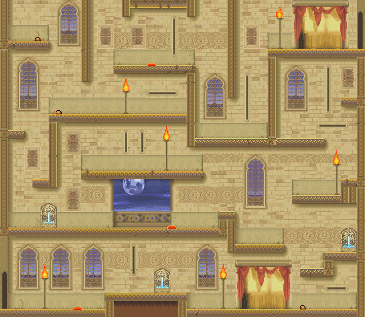 Prince Of Persia Sot Java 3 Level By Maxdemon6 On Deviantart