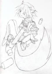 -Gee Sketch-