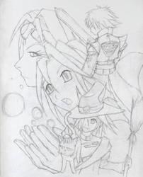 -Sketch-Spirit of the Moon-