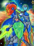 The Star Ranger Corps