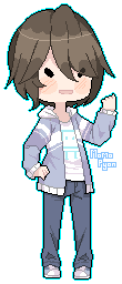 Kei | Pixel individual by K-A0S
