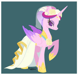Cadence Wedding by onlyahalfbreed