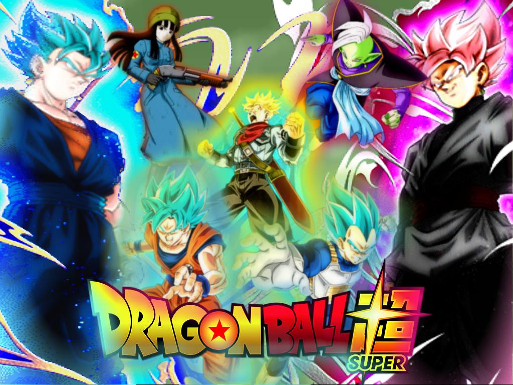 Dragon Ball Super Wallpaper Goku Black Arc By