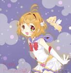 Sailor Sakura by fantasyofmana