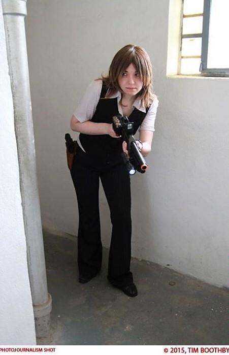 Helena Harper Cosplay by IceDragonCosplay