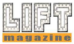 Lift Magazine logo by Crusher-C