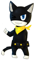 Morgana saw that you're not sleeping