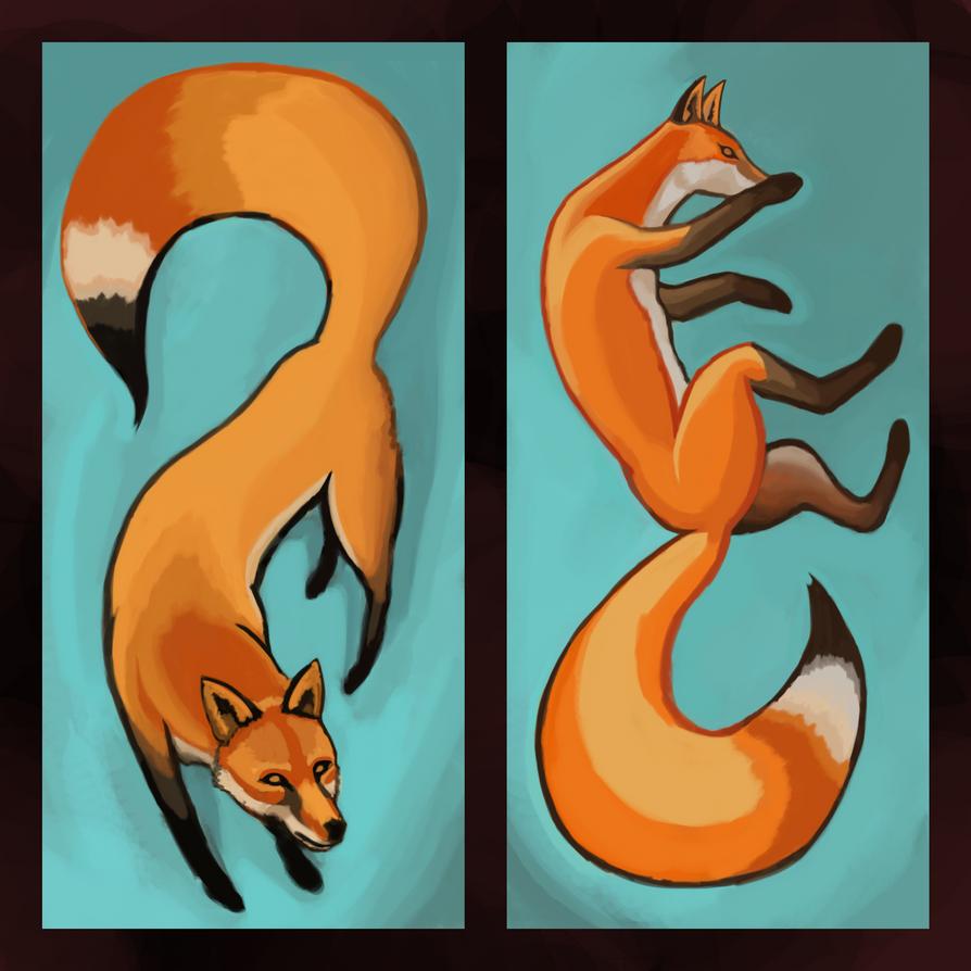 fox panelsz by HickleStine