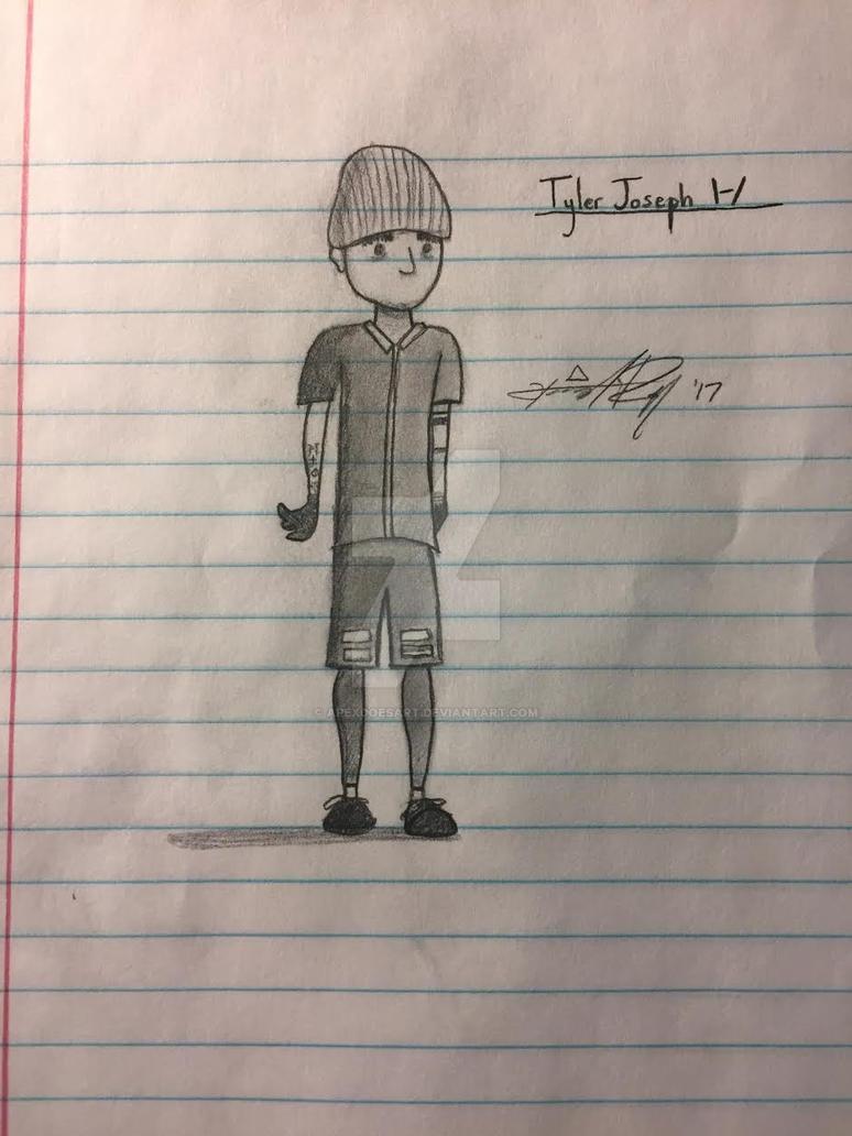 Tyler Joseph by apexdoesart