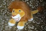 Adult Simba Plush Puppet