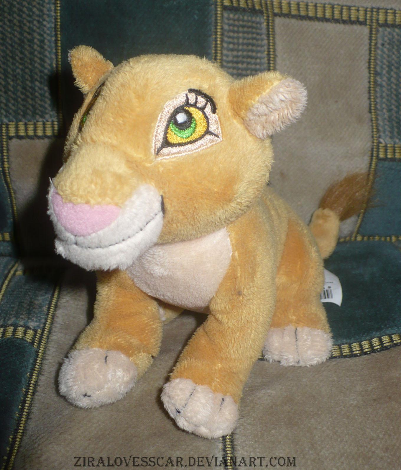Nala Plush Stuffed Animal TLK By ZiraLovesScar On DeviantArt