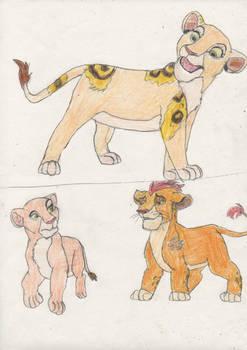 Fuli turns into a Lion 2/2