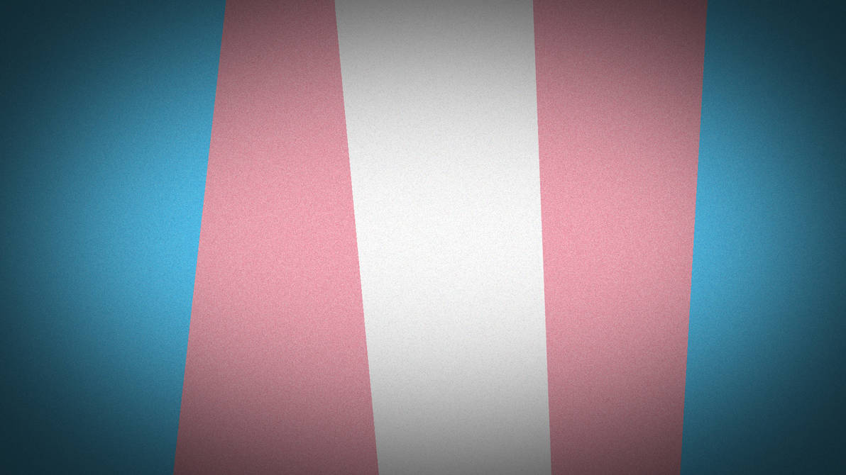 Trans Pride Flag Wallpaper Full Hd By Rainbowchipsette On