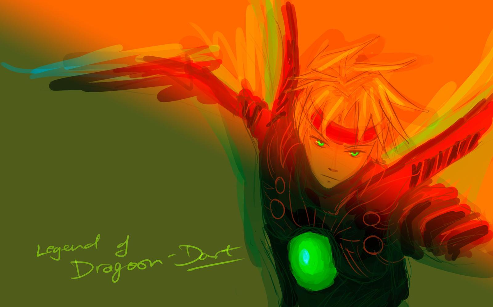 Legend of Dragoon - Dart fanart by JDWasabi