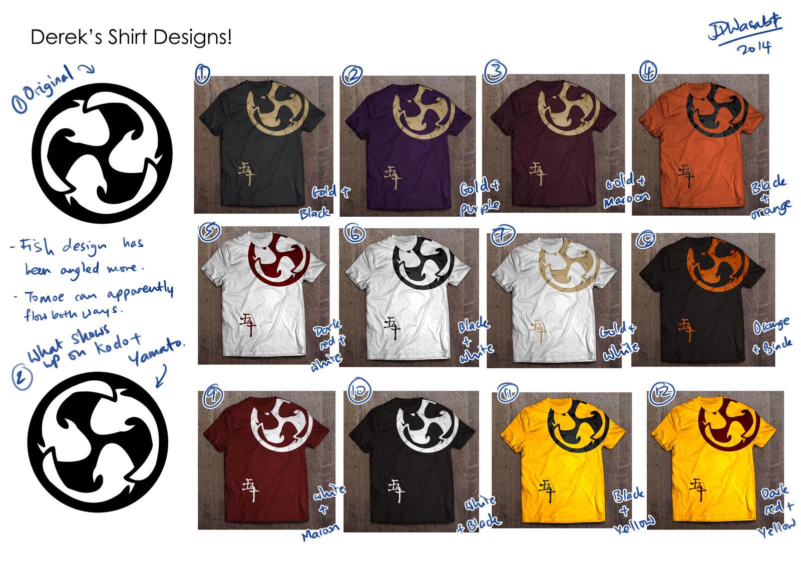 Derek-shirt Spread2 by JDWasabi