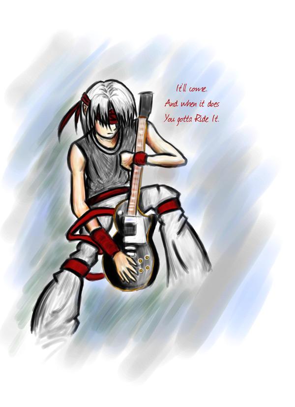 You Gotta Ride It by JDWasabi