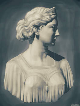 Roman Bust Study
