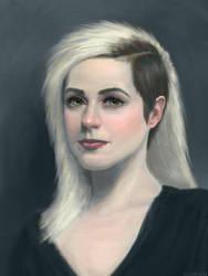 Portrait Sketch 6 by mr-sinister2048