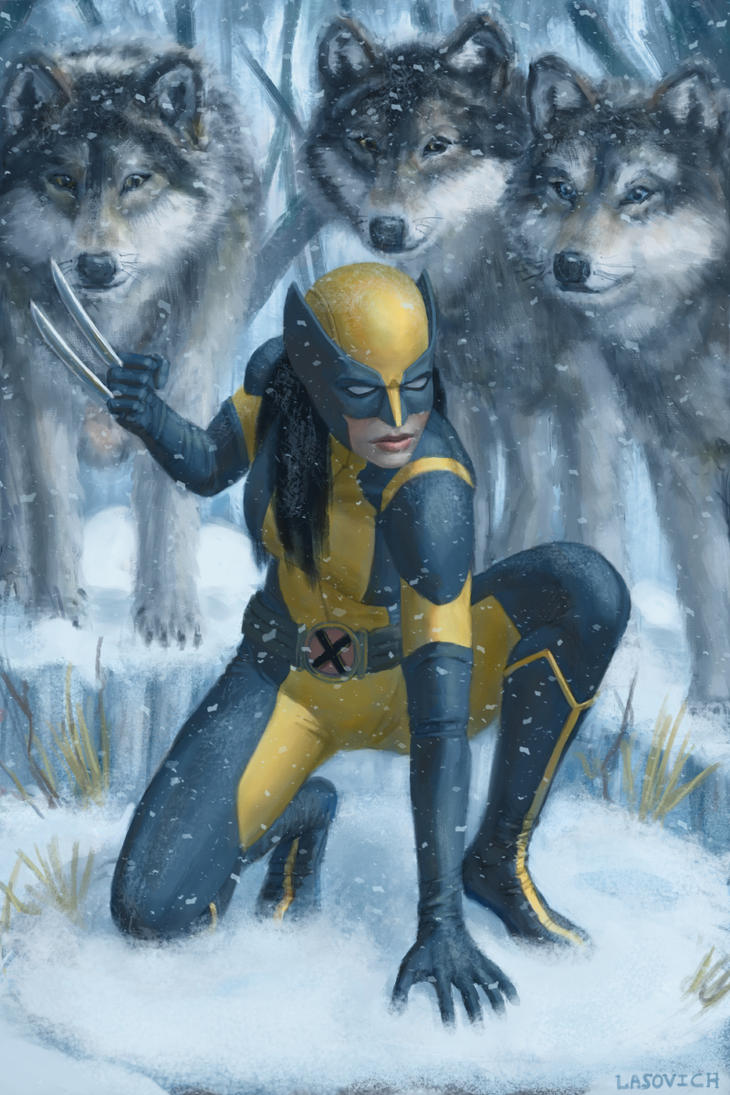 All New All Different Avengers Vol 1 2: All-new Wolverine By Mr-sinister2048 On DeviantArt