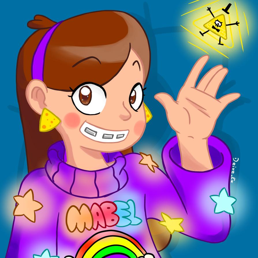 Mabel =D by DeiveEx