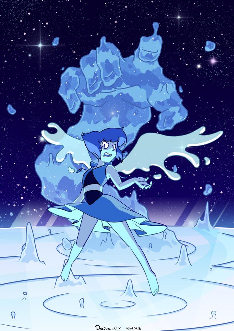Lapis Lazuli by DeiveEx