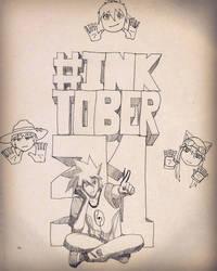 Inktober 31 - Finale by DeiveEx