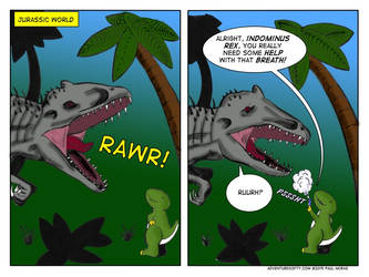 Adventures Of Ty - Jurassic Bark