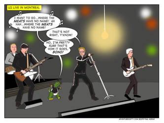 Adventures of Ty - It's U2, not T-Rex