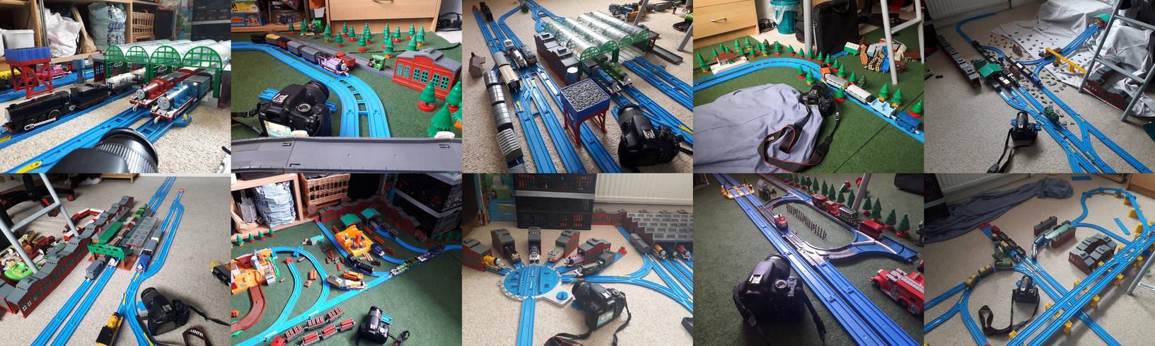 Here's all production start photos on TAOS Season2