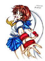 Kasugano Sakura WoBG by AniMacGyver