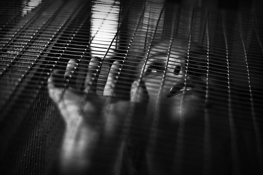 caged by Pearx3