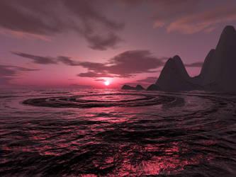 Water Vortex by amandalia47