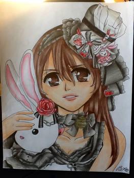 Yuki Cross colored