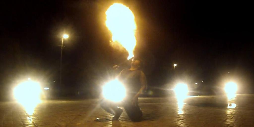 Flame by Gilgamesh-san